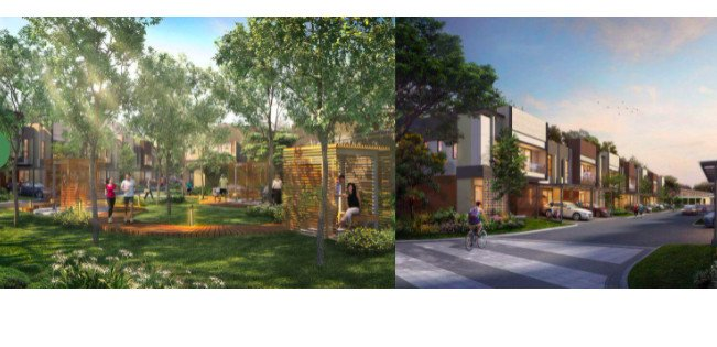 Klaster Carson ini Cocok untuk Rumah Minimalis Keluarga Milenial - JPNN.com