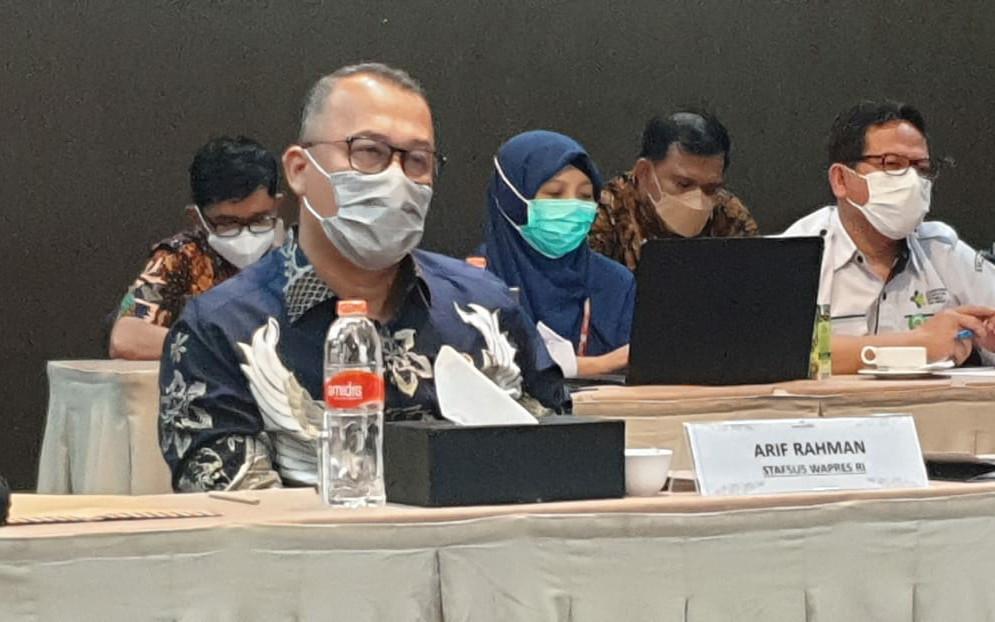 Cari Solusi Pelaksanaan Umrah, Stafsus Wapres Pertemukan Pemerintah dan PPIU - JPNN.com
