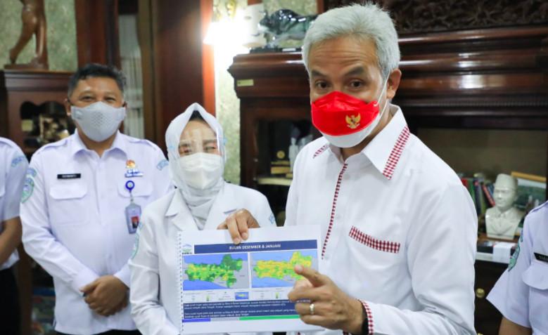 Jelang Desember, Kepala BMKG Beri Peringatan untuk Pak Ganjar - JPNN.com