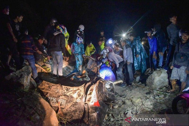 Longsor di Sibolangit Deli Serdang, 4 Orang Meninggal - JPNN.com