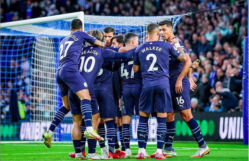 3 Rekor Baru dari Laga Brighton and Hove Albion Vs Manchester City - JPNN.com