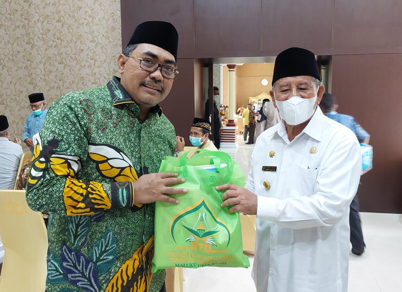Apresiasi untuk Gubernur Malut yang Sukses Gelar STQN, Gus Jazil: Beliau Ahli Alquran - JPNN.com