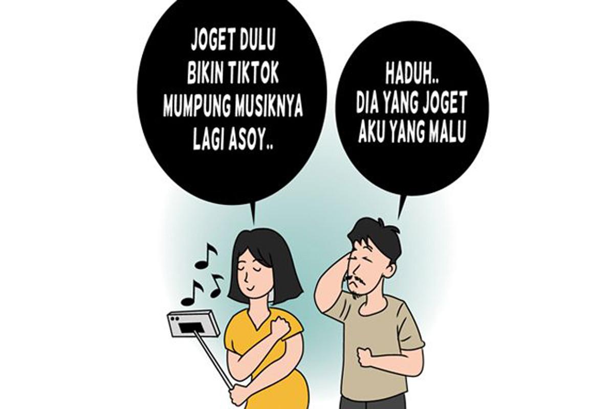 Goyangan Istri Bikin Suami Nggak Kuat - JPNN.com