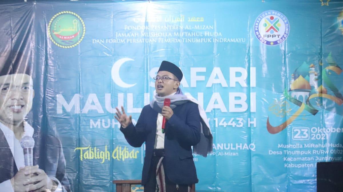 Kiai Maman Mengingatkan Menag Gus Yaqut, Kalimatnya Adem - JPNN.com