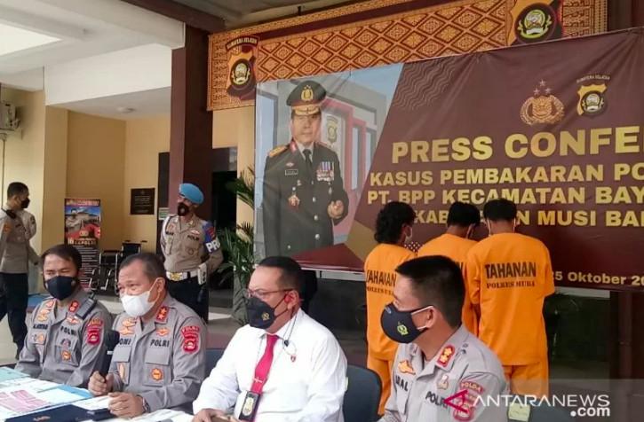 Ingat Kasus Pembakaran Tempat Rehat Tentara di Bayung Lencir, Ini Kabar Terbarunya - JPNN.com