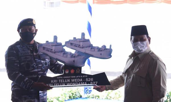 Tambah Kekuatan, Dua Kapal Angkut Tank Masuk Jajaran TNI AL - JPNN.com