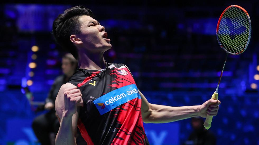 Ngeri! Lee Zii Jia Siap Sikat Habis Viktor Axelsen di French Open 2021 - JPNN.com