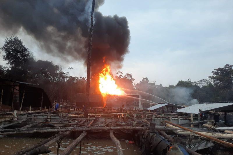 Setelah 39 Hari, Kebakaran di Sumur Minyak Ilegal Dapat Dipadamkan - JPNN.com
