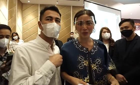 Raffi Ahmad Beri Hadiah untuk Jessica Iskandar, Jumlahnya Luar Biasa - JPNN.com
