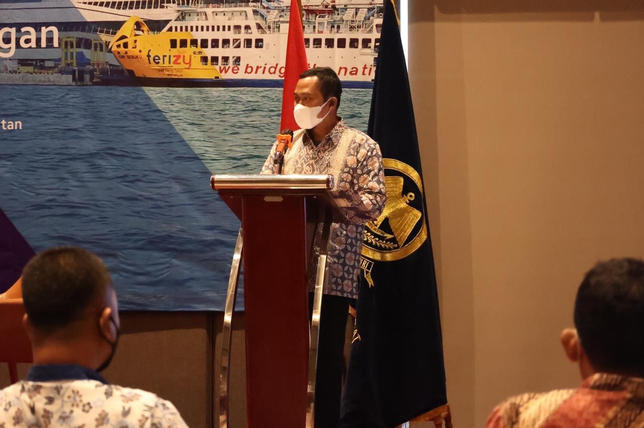 Kemenhub Tingkatkan Kompetensi Marine Inspector Lewat Bimtek Kelaiklautan Kapal Penyeberangan - JPNN.com