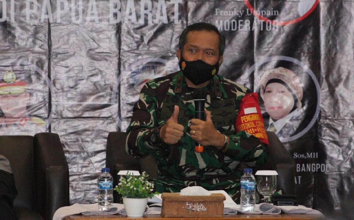 Pangdam Nyoman Soroti Ketahanan Masyarakat Adat Papua Barat - JPNN.com