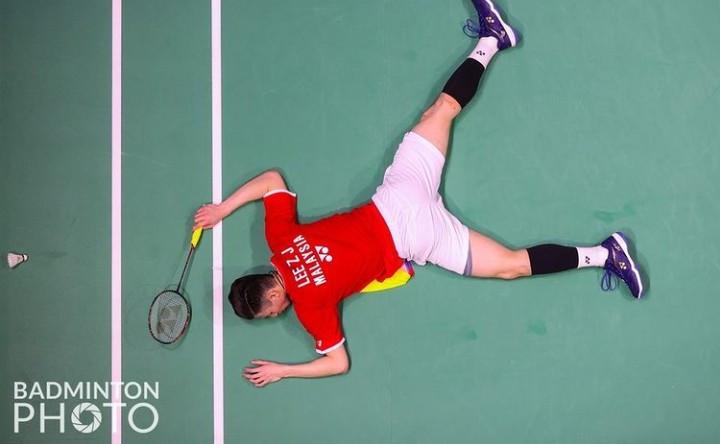 Lee Zii Jia Jadi Korban Keganasan French Open 2021, Dibantai Pemain Ranking 40 Dunia - JPNN.com