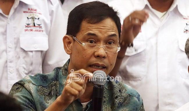 Munarman FPI Penuhi Panggilan Polisi Terkait Kasus Penculikan Ninoy Karundeng