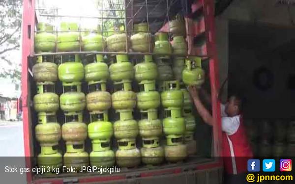 Pasokan Gas Elpiji 3 Kg di Berbagai Daerah Aman - JPNN.com
