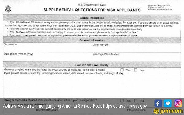 Korut Masuk Daftar Hitam Bebas Visa Amerika - JPNN.com