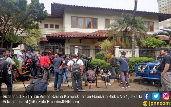 Untuk Urusan Ini, Pimpinan KPK Tak Akan Menemui Pak Amien Rais - JPNN.com