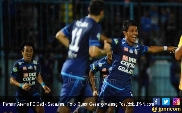 Terpuruk, Arema FC Terlempar ke Posisi Sembilan - JPNN.COM