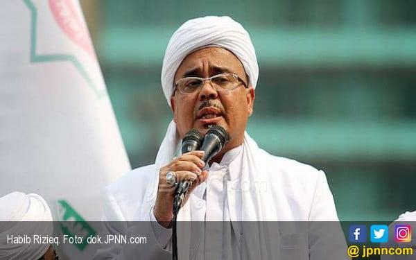 Hasil Survei: Siapa Pemimpin Umat Saat Ini? Habib Rizieq