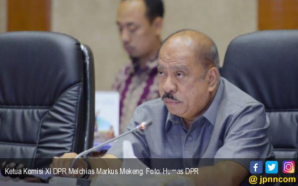 Usut Kasus Suap Pertambangan, KPK Cekal Mekeng Golkar - JPNN.com