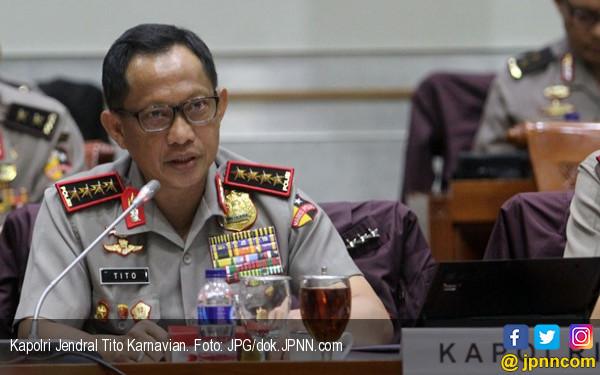 Tito Terima Kritikan Anggota Overacting Pengamanan OTT KPK - JPNN.COM