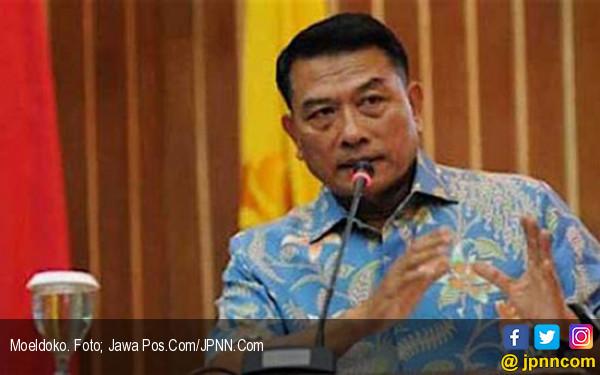Kisah Hidup Moeldoko 'Anak Dusun Yang Jadi Negarawan' - JPNN.COM