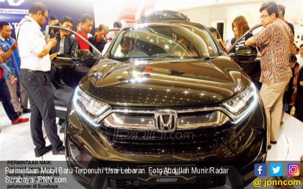 Permintaan Mobil Baru Terpenuhi Usai Lebaran - JPNN.com