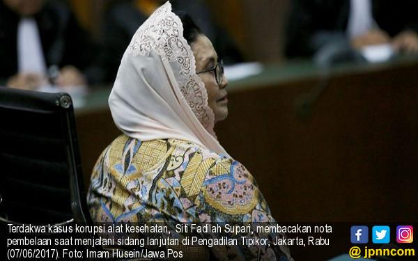Keputusan Mengejutkan Siti Fadilah Supari - JPNN.com
