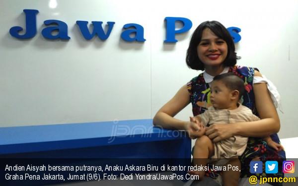 Andien Belajar Banyak dari Baby Kawa - JPNN.com