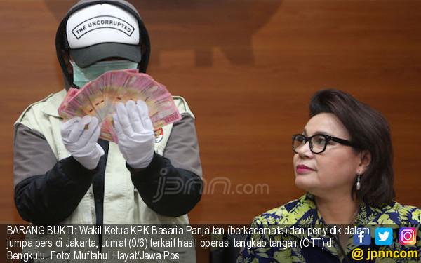 Basaria Benarkan KPK Tangkap Wakil Ketua Komisi VII DPR - JPNN.COM