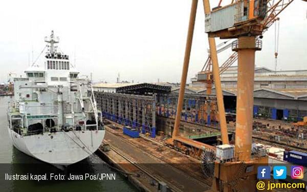 Industri Pelayaran Mulai Merangkak Lagi - JPNN.com