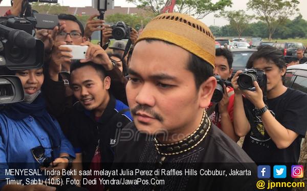 Penyanyi Ceriwis Meninggal Dunia, Indra Bekti Berduka - JPNN.com