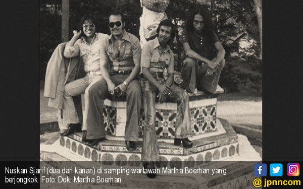 Indonesia Punya Gitaris Unik Era 1960-an, ini Orangnya... - JPNN.COM