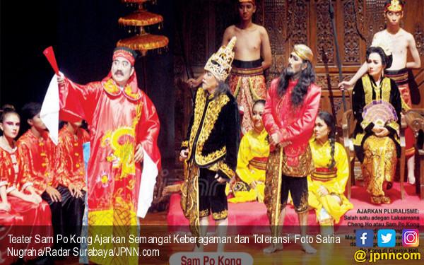 Teater Sam Po Kong Ajarkan Semangat Keberagaman dan Toleransi - JPNN.COM