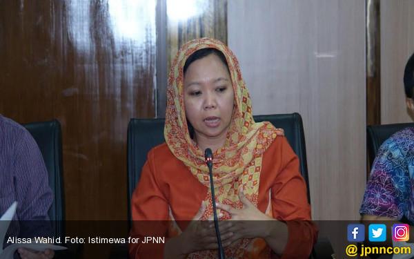 Tiba-tiba Alissa Wahid Cerita Situasi Genting di Istana, Ada Tangisan - JPNN.com