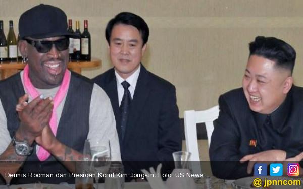 Si Cacing Bakal Nimbrung di Pertemuan Trump - Kim Jong Un? - JPNN.COM