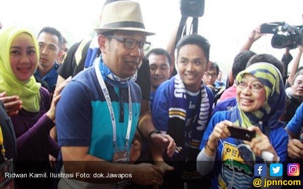 Kang Emil Ingin Bebas Memilih Pendamping di Pilgub Jabar - JPNN.COM