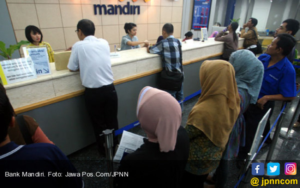 Saldo Nasabah Bank Mandiri yang Bertambah Ketiban Rezeki? - JPNN.com