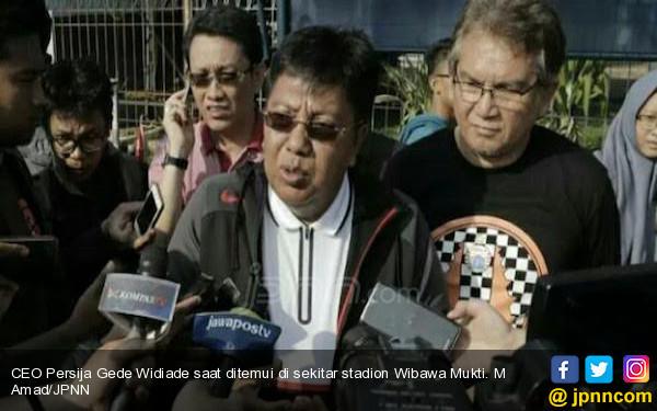 Manajemen Persija Kukuh Ingin Gunakan Stadion Utama GBK - JPNN.COM