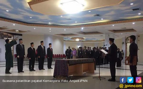 Kemenpora Minta Stakeholder Olahraga DKI Jakarta Bersatu - JPNN.COM
