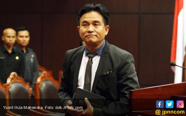 Terima Kasih, Prof Yusril Sudah Bela Posisi Jokowi - JPNN.COM