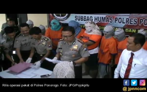 50 Penjahat Tertangkap Sebelum Lebaran - JPNN.com