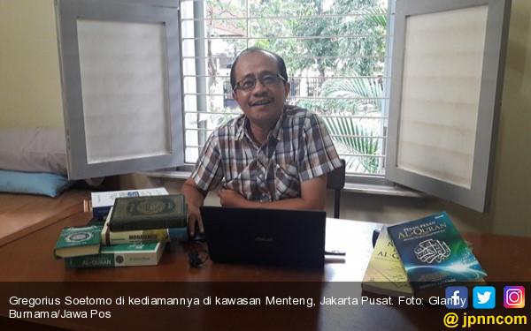 Pastor Gregorius Soetomo: Kalau Ramadan, Saya Diajak Berbuka Puasa Bersama - JPNN.COM