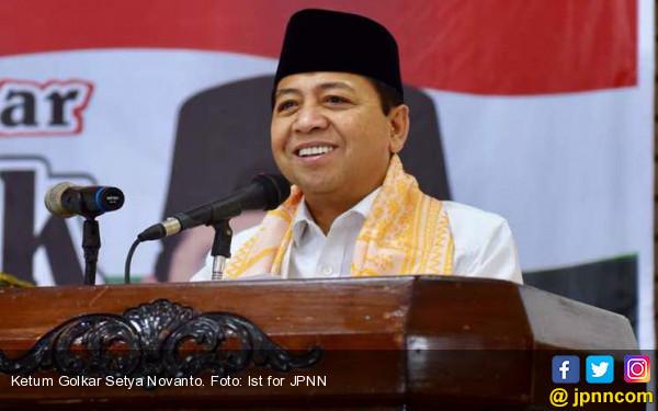 Novanto Khawatir Full Day School Mematikan Madrasah Diniyah - JPNN.COM
