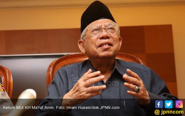 Kisah Hidup Kiai Ma'ruf Amin Terangkum dalam Buku - JPNN.COM