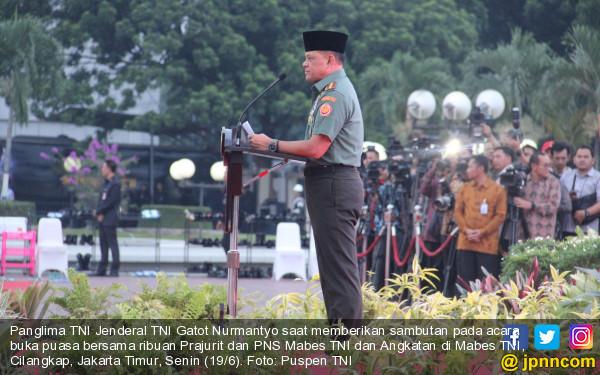 CATAT! TNI Tidak Mengenal Kata Gagal - JPNN.COM