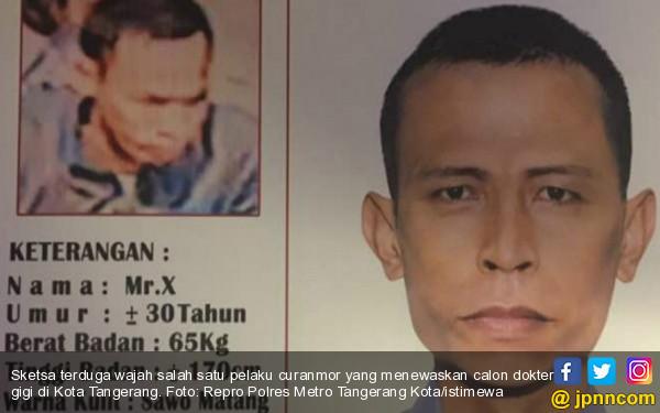 Inilah Wajah Penembak Calon Dokter, Sudah Mudik - JPNN.COM