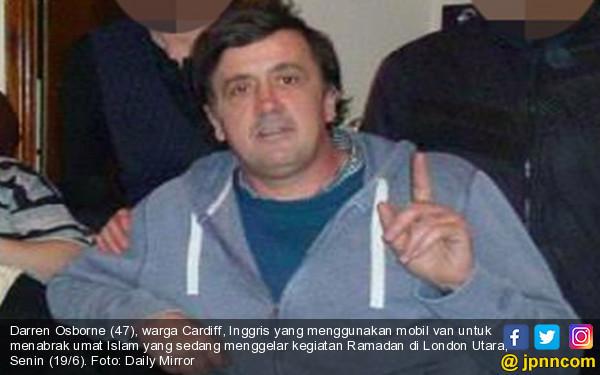 Teror Sasar Warga Muslim London saat Kegiatan Ramadan - JPNN.COM