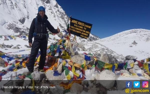Usai Himalaya, Kang Hendra akan Taklukkan Alaska, Insyaallah Tetap Puasa - JPNN.COM