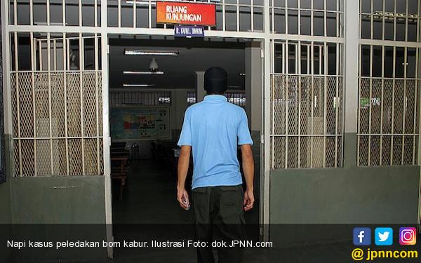 Sipir Izinkan Napi Kasus Bom Pulang ke Rumah, tak Dikawal, gak Balik Lagi - JPNN.COM
