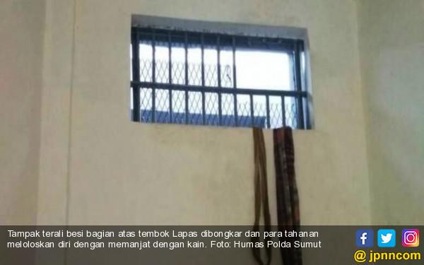 Edan, 4 Warga Aceh Bantu Bebaskan Napi Tanjunggusta Saat Sahur - JPNN.COM
